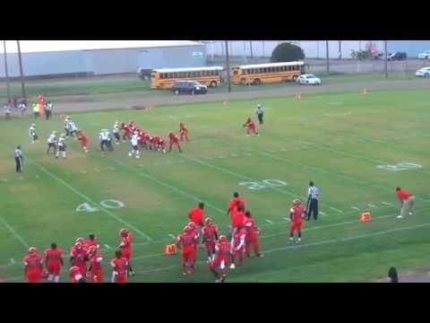 Leflore County High School vs. Tunica Rosa Fort 9.9.2016