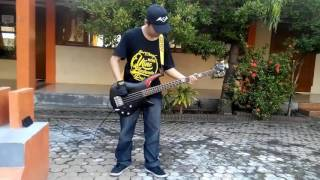 Justin Bieber - Love Yourself (Arranger By Jeje Guitar Addict) (Bass Cover By Nanda Widiantoro)