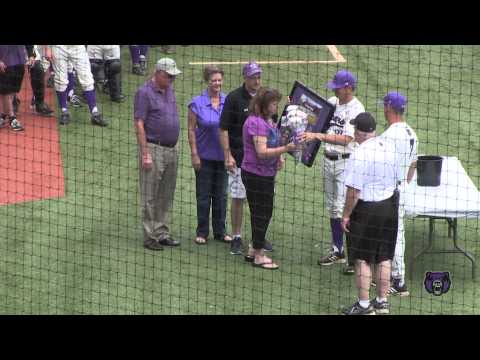 2014 Central Arkansas Baseball: Senior Day