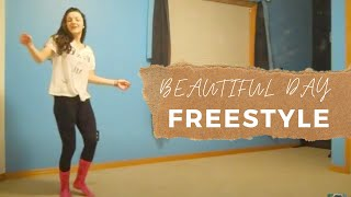 Beautiful Day- Jamie Grace Freestyle Dance