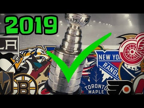 One Reason Why Your Favorite NHL Team WILL Win The Stanley Cup In 2019