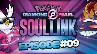 Pokémon Diamond & Pearl Soul Link Randomized Nuzlocke w/ ShadyPenguinn! - Ep 9