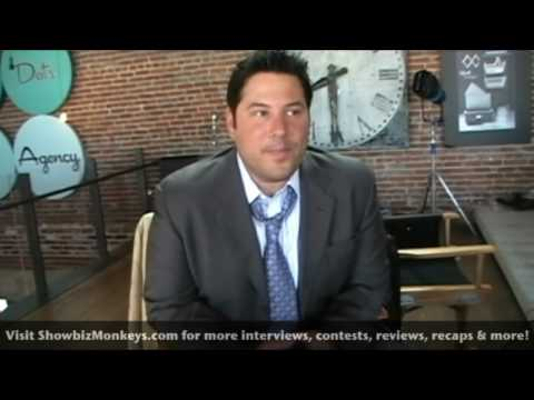 Interview: Heroes star Greg Grunberg (Matt Parkman) talks to ShowbizMonkeys.com