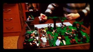 Обзор Лего самоделки на тему второй мировой войны.