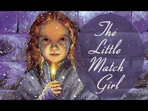The Little Match Girl (C1) – Learn American English through Short Stories