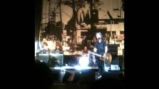 Rancid doing Poison live! Acoustic! At the Fox Theater in Pomona.