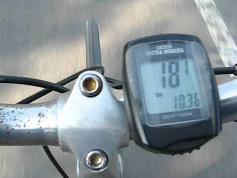 Vitesse de vélo datant