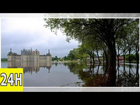 Emmanuel macron fête ses 40ans au château de chambord