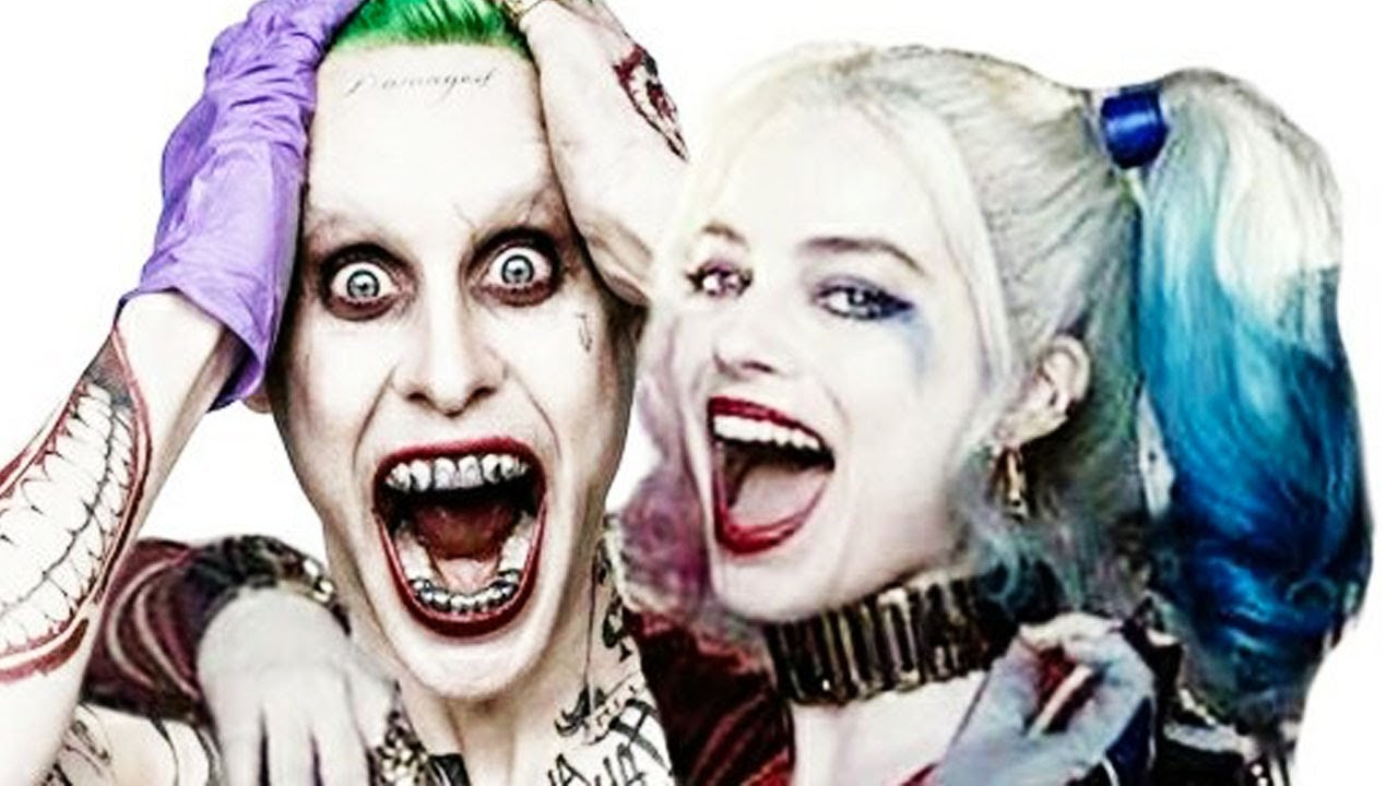 Police shoot joker and harley quinn having sex youtube for Joker immagini hd