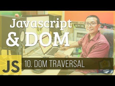 Javascript & DOM #10 - DOM Traversal