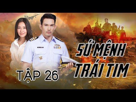 Xem phim Sứ mệnh trái tim - Sứ Mệnh Trái Tim - Tập 26 (Tập cuối) | Phim Hành Động Mới Nhất 2019