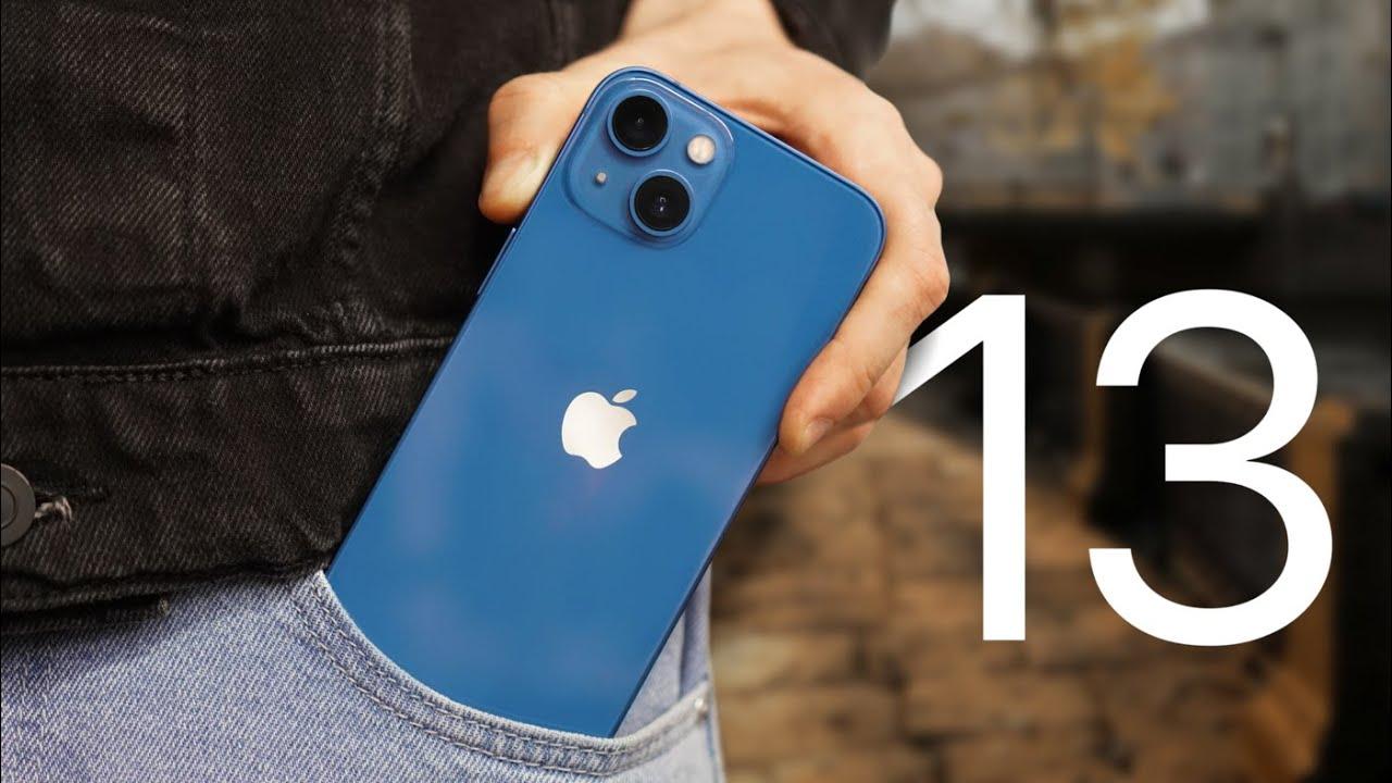 Download iPhone 13 в реальной жизни