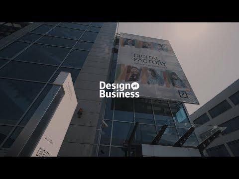 Design at Business Community Meetup - Deutsche Bank, Frankfurt, Germany