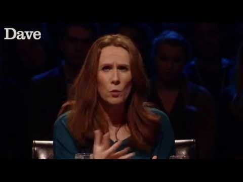 Catherine Tate talks about how she got the voice for Nan