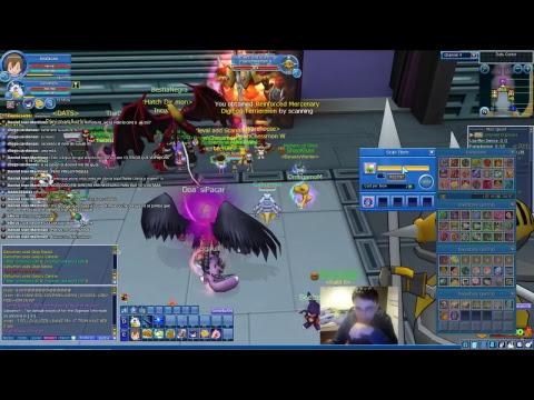 Digimon Masters Online | Con amigos pros