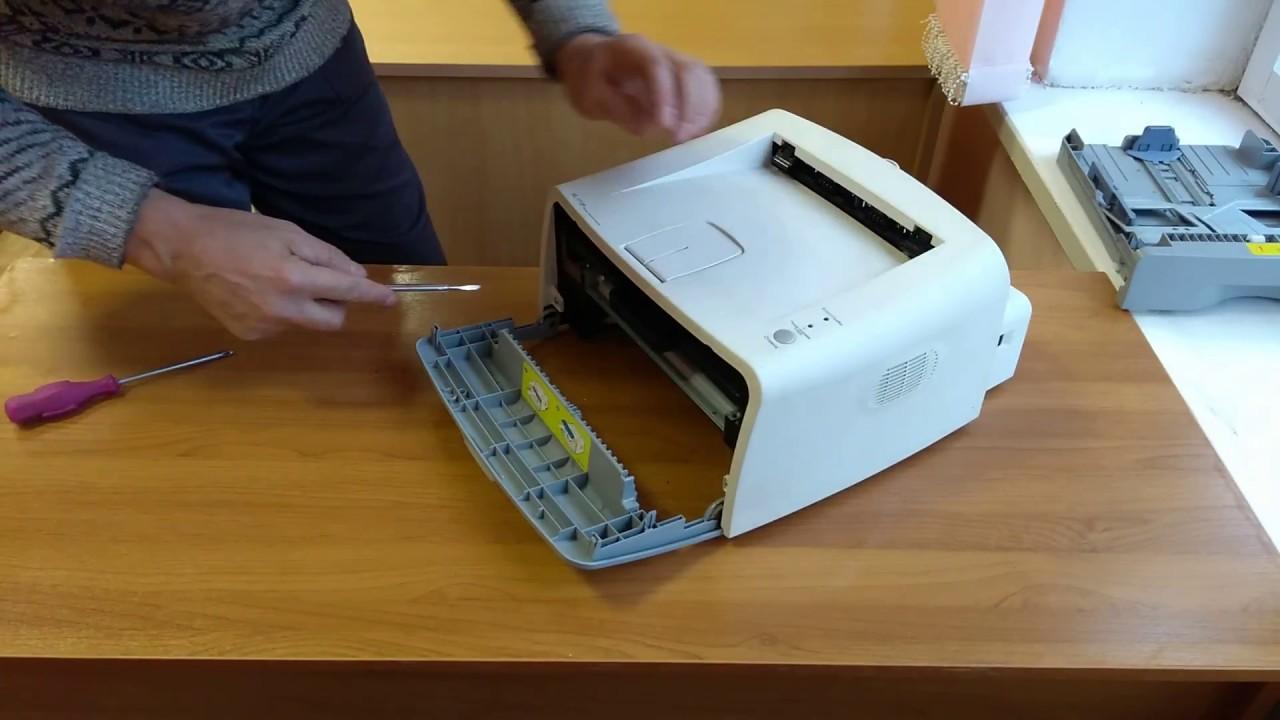 Скачать драйвер для принтера samsung ml 1710