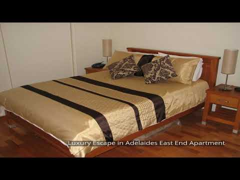 Luxury Escape in Adelaide's East End Apartment