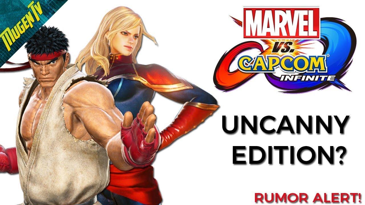 marvel vs capcom infinite uncanny edition leak