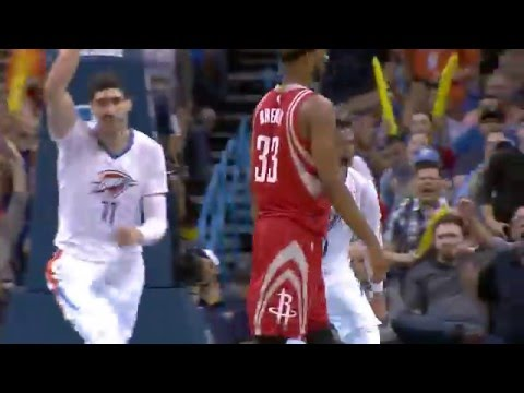 Top 5 NBA Plays: March 22nd