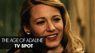 "The Age Of Adaline (2015 Movie - Blake Lively) Official TV Spot – ""Experience Life"""