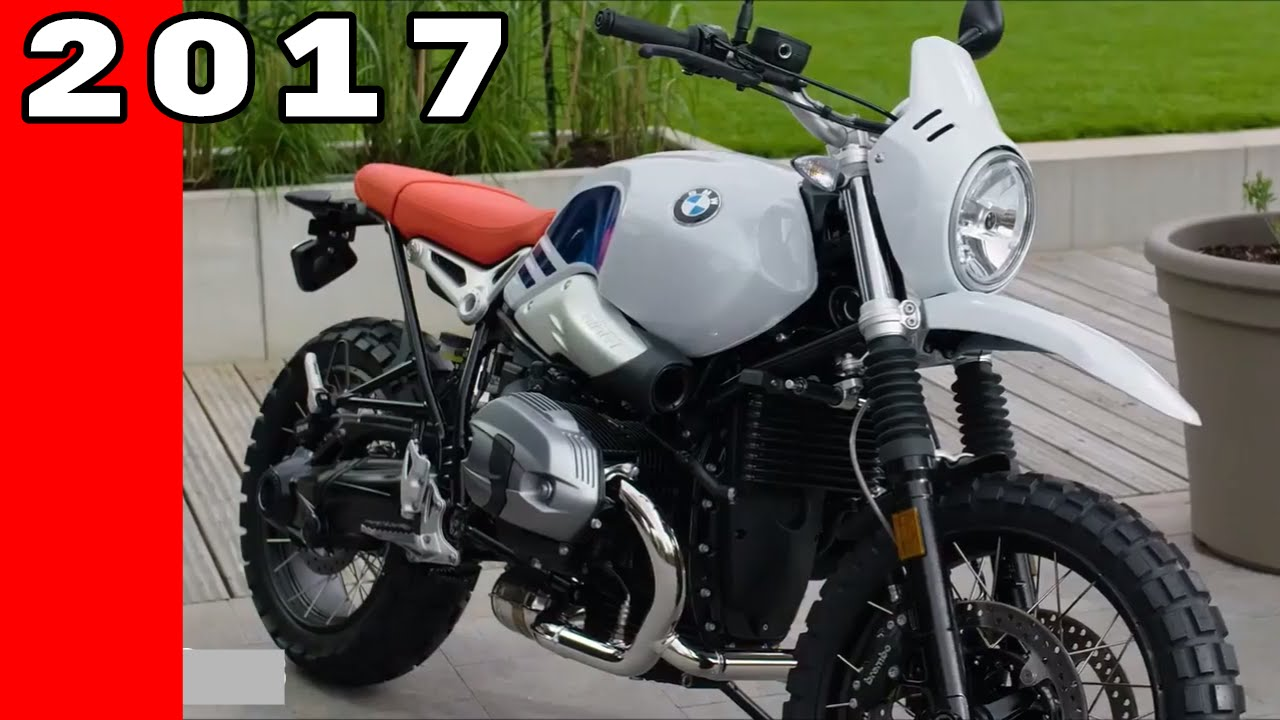 New 2017 Bmw R Ninet Urban G S Youtube