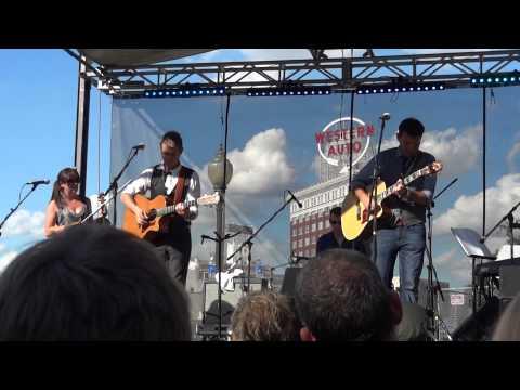 Brown Eyed Girl, Byrne And Kelly, Saturday Show, Kansas City Irish Fest 2014