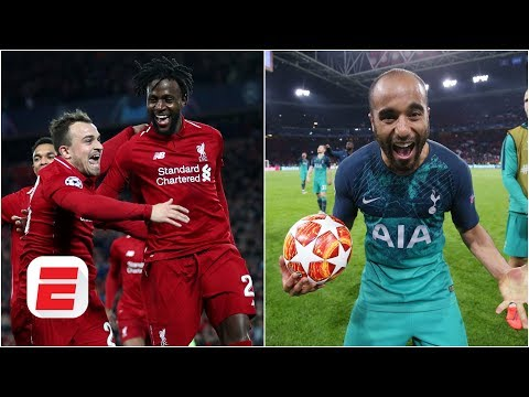 Who are the comeback kings: Tottenham or Liverpool? | Project Madrid