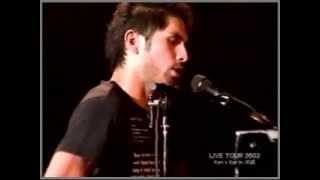 2002年 のドキュメント番組「ボクが歌う理由」から ラストの曲♪ even if...