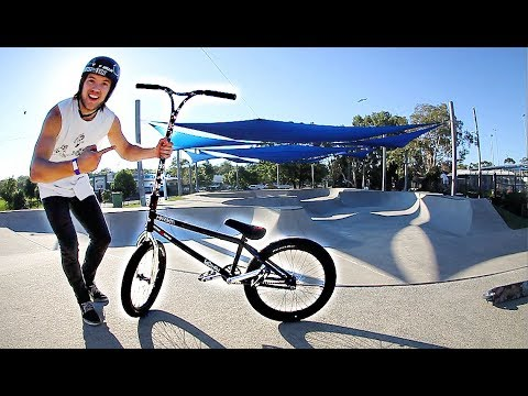 Thumbnail: THE RYAN WILLIAMS BMX SCOOTER!?