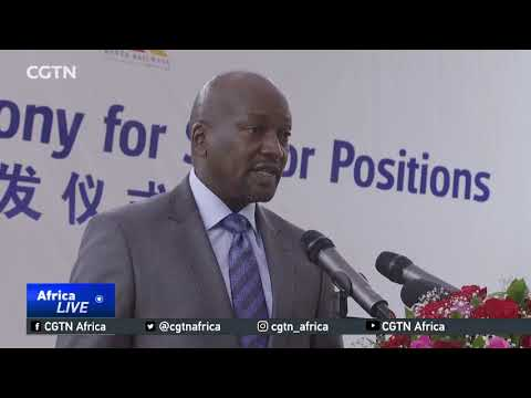 SGR operating firm appoints Kenyan executives