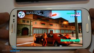GTA Vice City на Samsung Galaxy S 3, iPhone 5, Sony Xperia V и тормоза