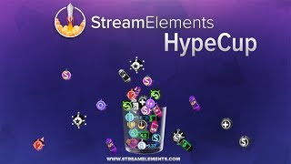 StreamElements HypeCup - The Best Cup on Twitch thumbnail