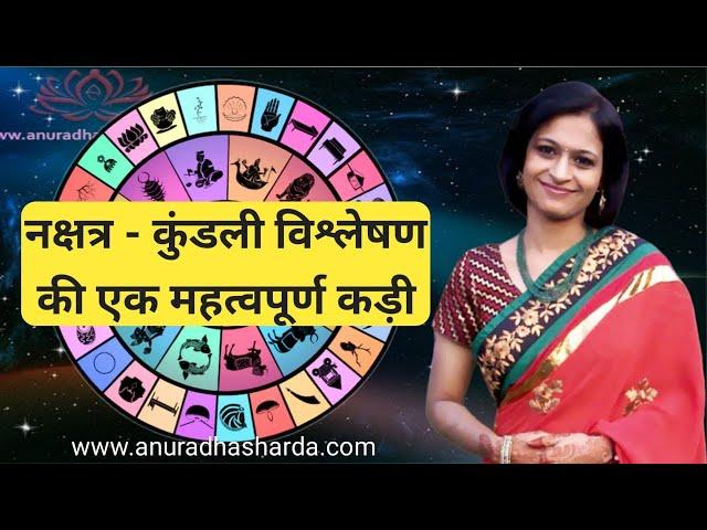 नक्षत्र -  कुंडली विश्लेषण की एक महत्वपूर्ण कड़ी Nakshatras:The essential Keys to reading a Kundli
