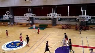 영월  전국 농구대회 맹연습 오리온스