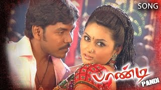 Pandi Tamil Movie | Song | Aadi Adangum Video | Raghava Lawrence, Namitha