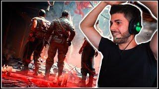 REACCIÓN 2.0 - BLOOD OF THE DEAD Y REVEAL DE BLACK OPS 4 ZOMBIES w/ VerrücktMann (Call of Duty)