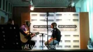 Justin Bieber singing Somebody To Love (Reggae) with Dan Kanter