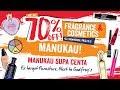 Manukau Pop-up Sale 21-24 March