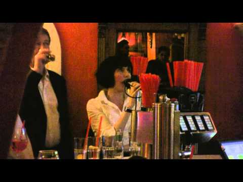 Karaoke Gerhard Song 2 und Dani Song 1