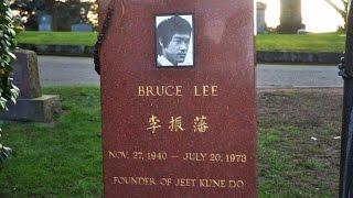 Unguru' Bulan - La mormantul lui Bruce Lee (S16E43)
