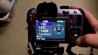 How to Pentax Wifi image sync app