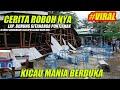 Viral Ambruknya Lapangan Burung Gitananda Di Saat Acara st Anniversary Isaa Dpw Kalbar With Jbni  Mp3 - Mp4 Download