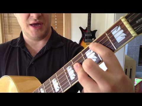 B Chord for Guitar
