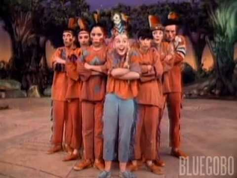 """Ugg-a-Wugg"" from the 1960 TV version of Peter Pan"