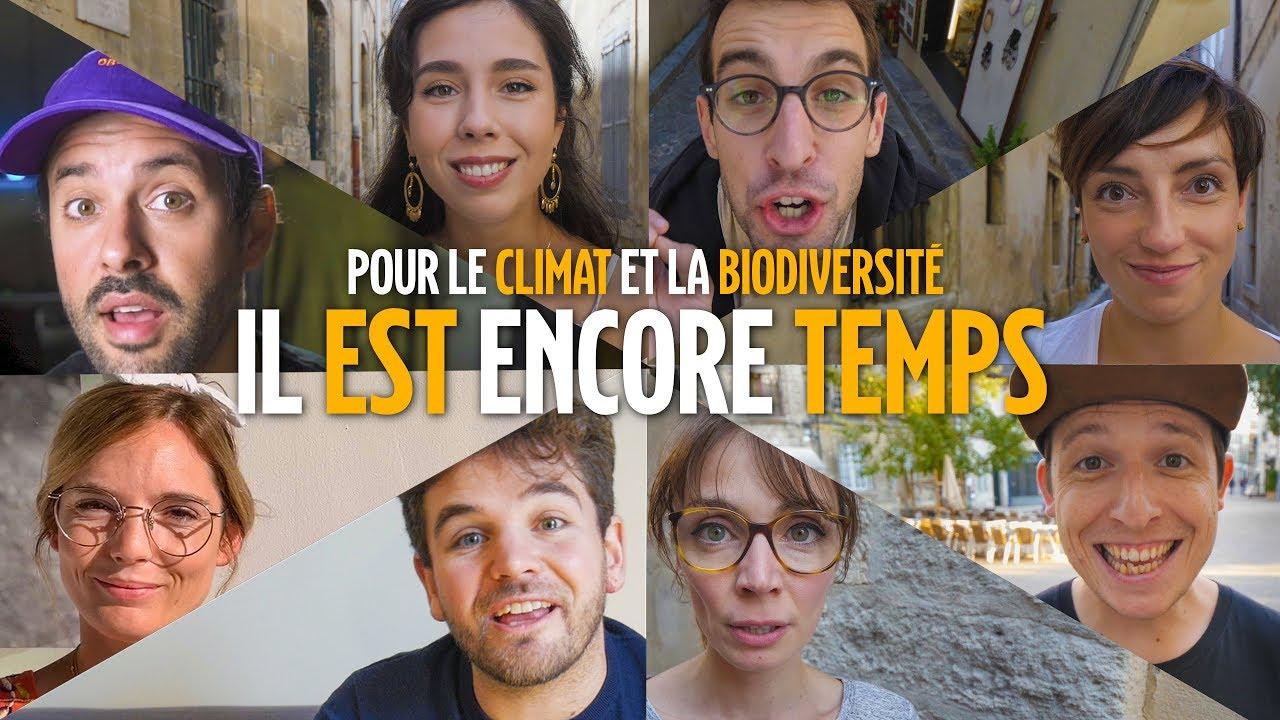 IL EST ENCORE TEMPS ft. Le Grand JD, Léa Camilleri, Mathieu Sommet, et 17 autres !