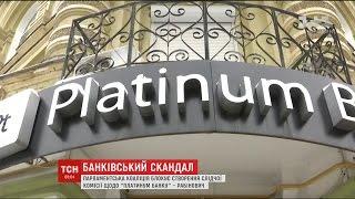 """Рабінович заявив, що коаліція блокує створення слідчих комісій, у справі """"Platinum Bank """""""