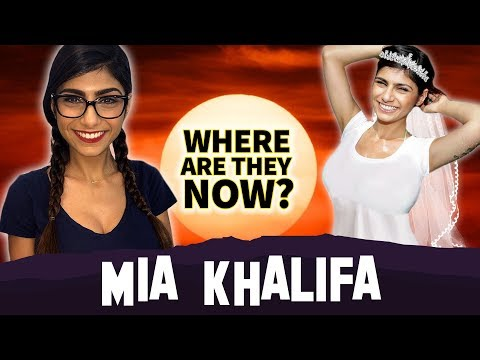 Mia Khalifa | Where Are They Now? | Retired & Married