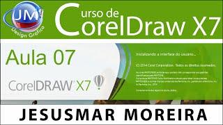 Curso de CorelDraw X7,para iniciante  aula 07 como salvar um desenho