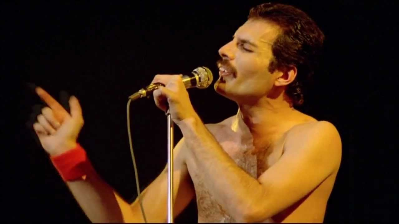 Queen Love Of My Life (Live Rock Montreal HD) - YouTube