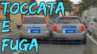 BAD DRIVERS OF ITALY dashcam compilation 07.02